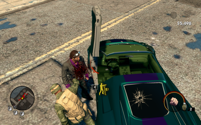 File:I'm Free - Free Falling - The crack used at the end of the cutscene appears on vehicles when shot.png