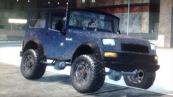 Swindle - front right in Saints Row 2