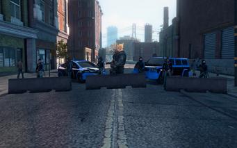 SRTT Roadblock - Deckers level 5 - small