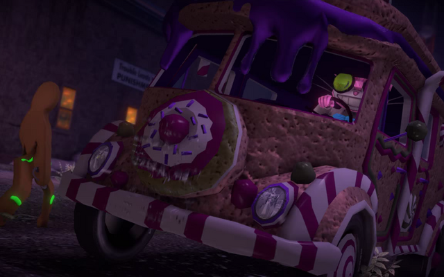 File:Genki Holiday Special introduction - Genki driving Half Baked.png
