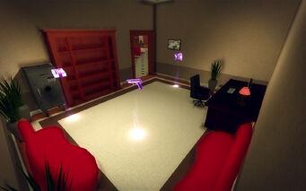 Downtown Loft - Modern - office