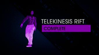 Telekinesis Rift complete SRIV livestream