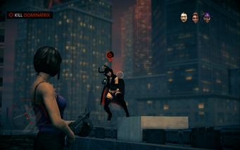 Escape the Dominatrix - Kill Dominatrix objective