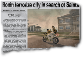 Newspaper rn03 Road Rage