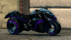 X2-Phantom - front right in Saints Row The Third