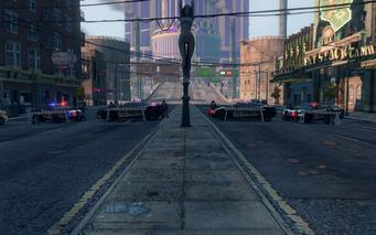 SRTT Roadblock - Police level 2 - large