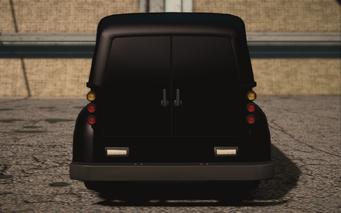 Saints Row IV variants - Betsy PA - rear