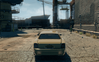 Infuego - rear in Saints Row The Third