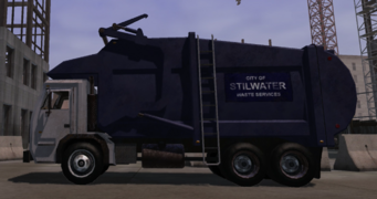 Stilwater Municipal - left in Saints Row