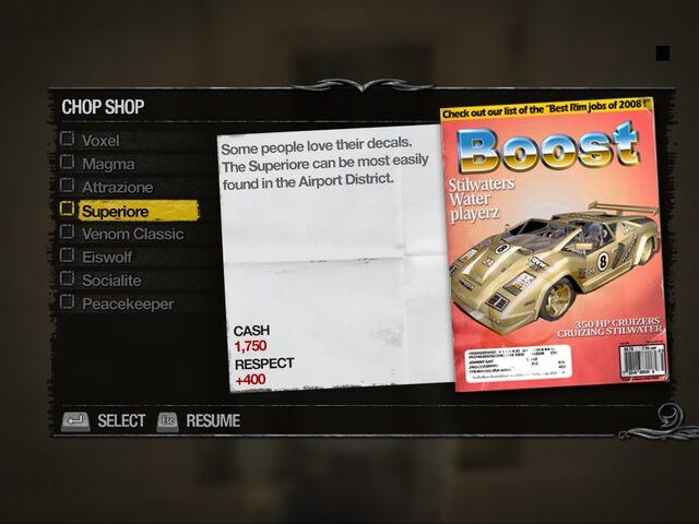 File:Superiore - Truckyard Chop Shop list in Saints Row 2.jpg