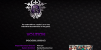 Saints Row: The Third credits