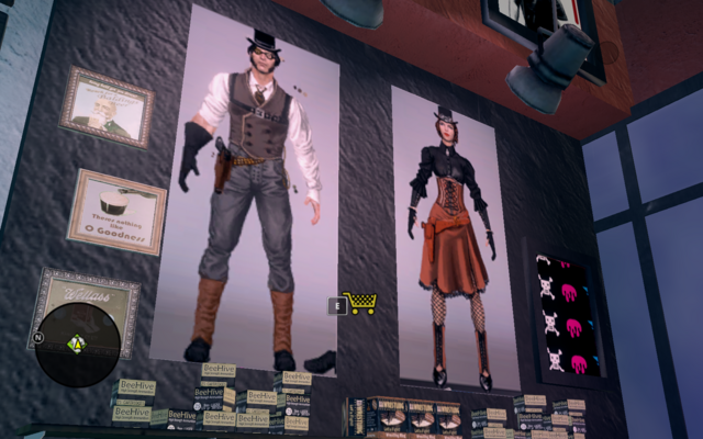 File:Nobody Loves Me wall featuring Steampunk outfits.png