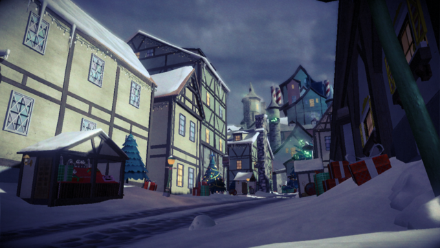 File:North Pole - wide view of street.png