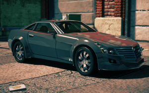 Sovereign - front right in Saints Row IV