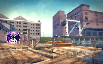 Stoughton in Saints Row 2 - Docks