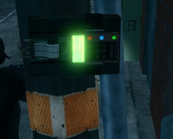 Satchel Charge close up in Saints Row The Third
