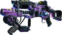 SRIV Special - Abduction Gun - Abduct-O-Matic - Saints Purple