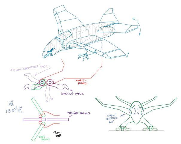 File:Screaming Eagle - Concept Art sketch of landing mode.jpg