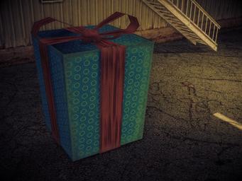 Asha's VIP present
