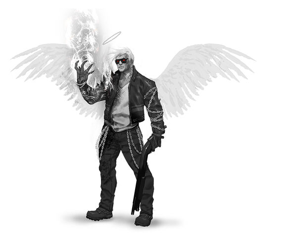 File:Johnny Gat Concept Art - Gat out of Hell Demonic look - chains.jpg