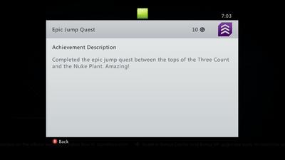 Epic Jump Quest description