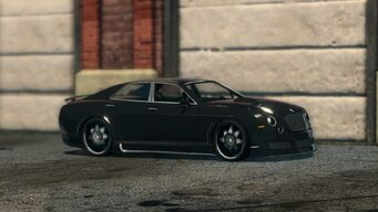 Infuego - front right in Saints Row The Third