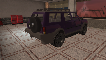 Saints Row variants - Traxx Master - Gang 3SS lvl3 - rear right
