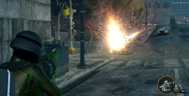 File:M2 Grenade Launcher grenade attached a Civilian - Explosion.png