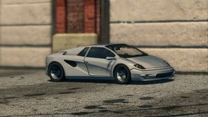 Attrazione - front right in Saints Row The Third