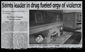 Newspaper ss06 Bad Trip