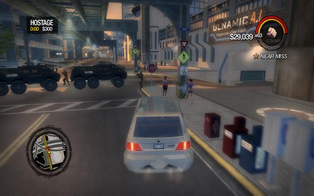 File:Hostage roadblock in Saints Row 2.png