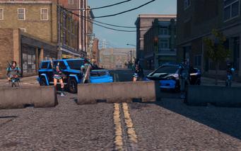 SRTT Roadblock - Deckers level 4 - small