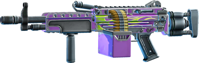 File:SRIV Rifles - Automatic Rifle - Mercenary LMG - Purple Inferno.png