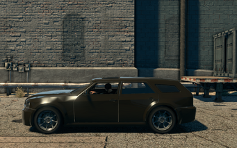 Hammer - left in Saints Row The Third