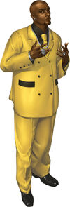 Saints Row character promo - Warren Williams