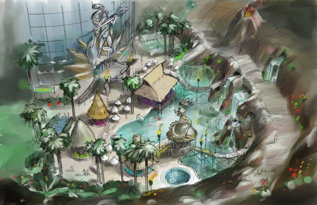 File:Concept Art of Poseidon's Palace pool area in Saints Row 2.jpg