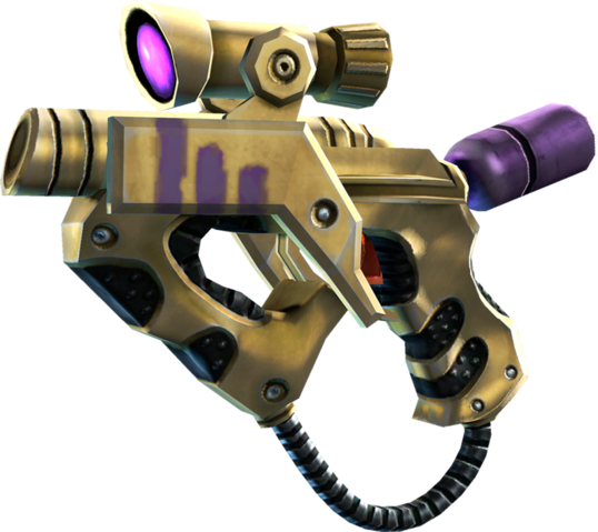 File:SRIV SMGs - Alien SMG - Xenoblaster - Gold-Plated.png