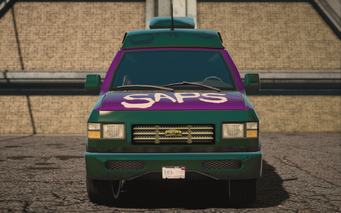 Saints Row IV variants - Anchor Escort2 - front
