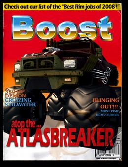 Boost-Mearo's Atlasbreaker