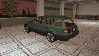 Saints Row variants - Komodo - Standard - rear left