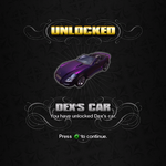 Saints Row unlockable - Vehicles - Dex's Car - Raycaster