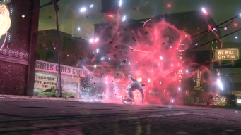 Saints Row IV Announce Teaser - Technically Legal