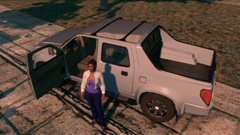Criminal - rear left in Saints Row The Third