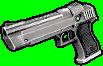 SRIV weapon icon pistol fletcher