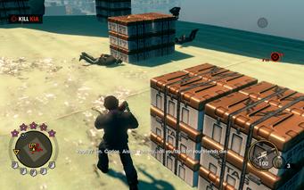 Three Way - hostages