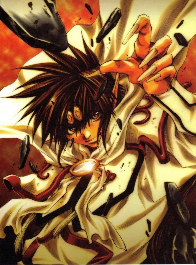 Son Goku Introduction Saiyuki Wiki Fandom Powered By Wikia
