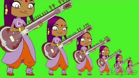 """They Call Me Sally B"" - Sally Bollywood Dance"