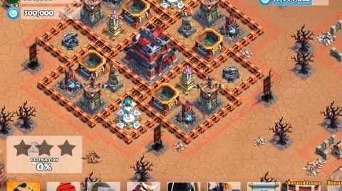 Samurai Siege Mission 57 Shadow Stronghold (250 Diamonds)