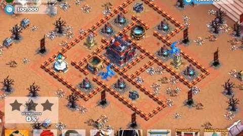 Samurai Siege Mission 59 Flying Threat