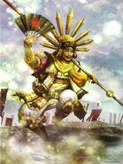 Hideyoshi Toyotomi SW3